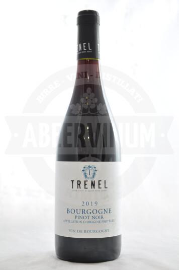 Vino Francese Bourgogne Pinot Noir 2019 - Trenel