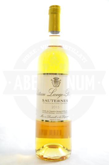 Vino Francese Sauternes 2015 - Château Lange-Réglat