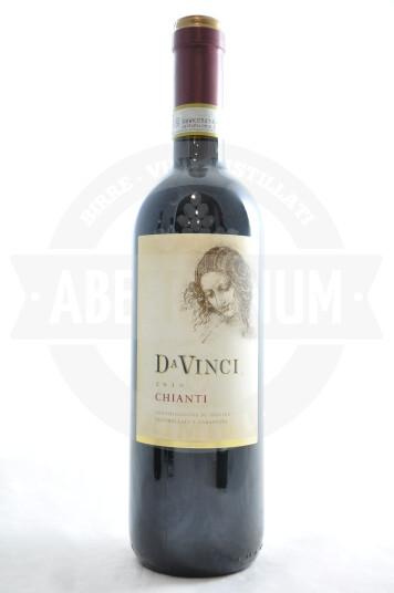 Vino Chianti DOCG 2019 Vintage - Leonardo da Vinci