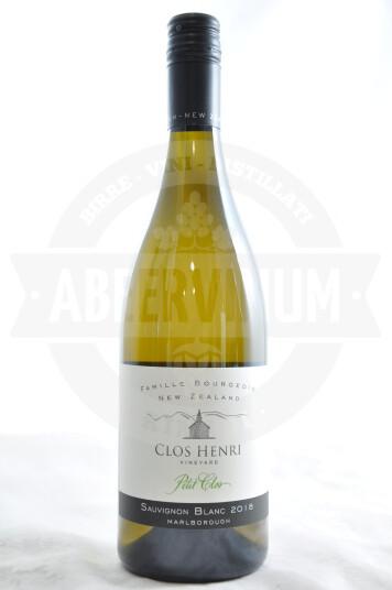 Vino Neozelandese Petit Clos Marlborough Sauvignon Blanc 2018 - Clos Henri