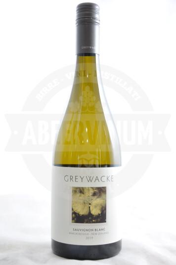 Vino Neozelandese Marlborough Sauvignon Blanc 2019 - Greywacke