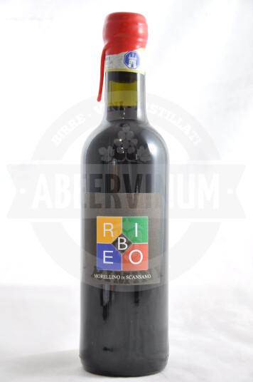 Vino Ribeo Morellino di Scansano DOCG 2018 bottiglia 37.5cl - Roccapesta