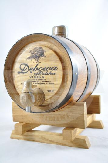 Vodka Debowa Polska Botte 1L