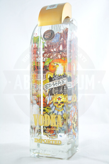 Vodka Ed Hardy 1L - Bulldog Beberage LLC
