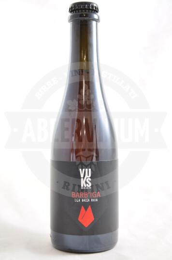 Birra Vuks Beer Barb'Iga 37.5cl
