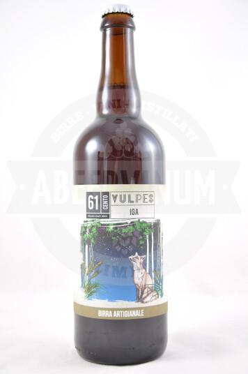 Birra Vulpes IGA 75cl