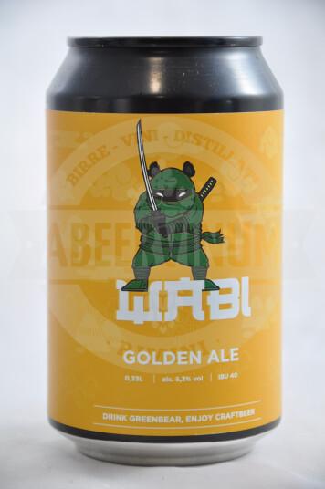 Birra Orso Verde Wabi lattina 33cl