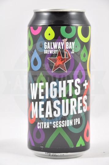 Birra Weights + Measures  44cl