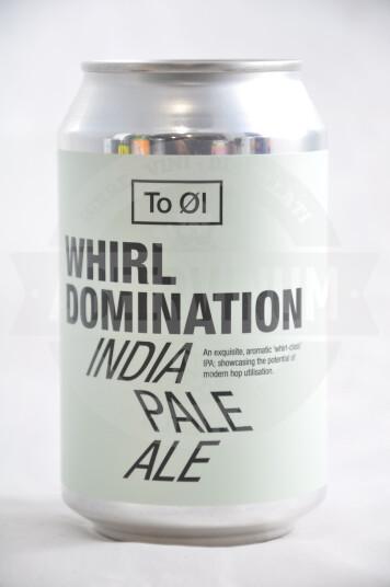 Birra To Øl Whirl Domination lattina 33cl