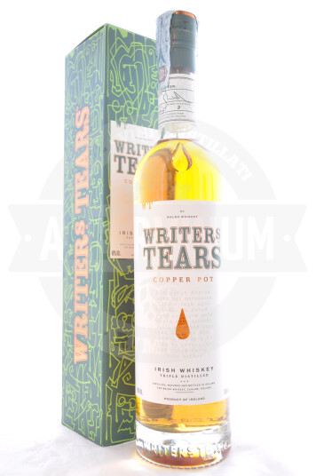 Whiskey Copper Pot 70cl - Writer's Tears