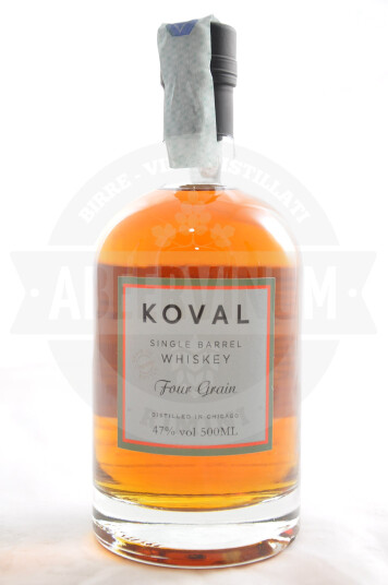 Whiskey Koval Four Grain Whiskey 50cl