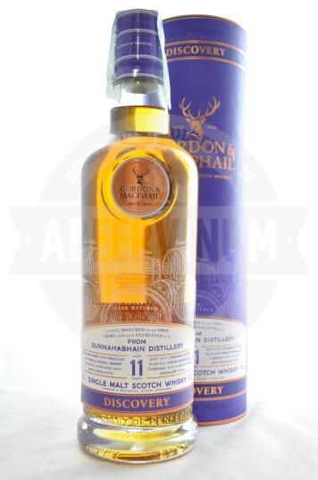 Whisky Gordon & Macphail Discovery Bunnahabhain Sherry Cask Matured 11 Years 70cl