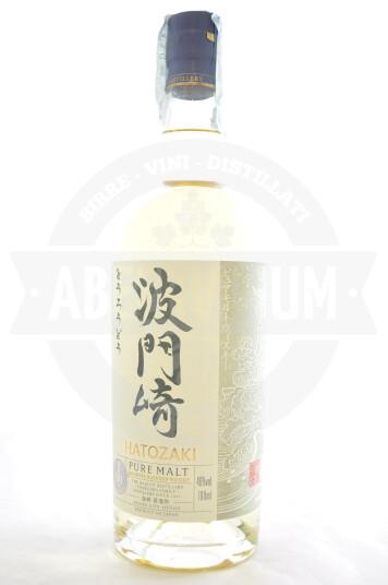 Whisky Japanese Hatozaki Pure Malt con astuccio - Kaikyo Distillery