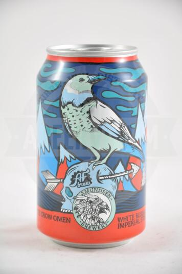 Birra White Crow Omen 33cl