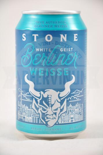 Birra Stone White Geist lattina 33cl
