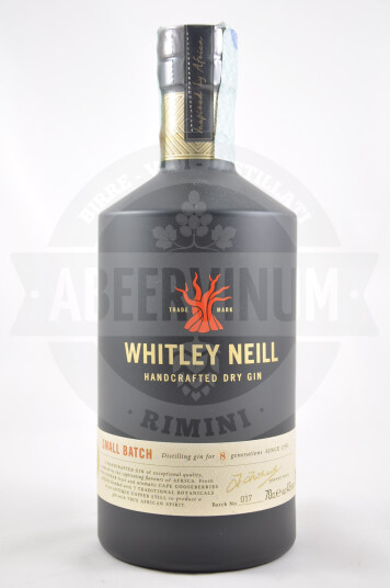 Gin Whitley Neill Small Batch 70cl