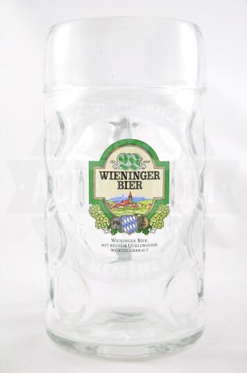 Boccale Birra Wieninger 1l