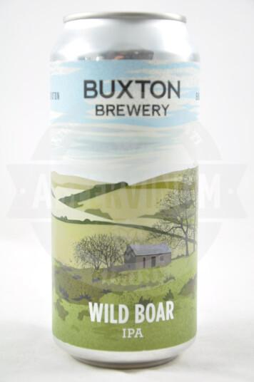 Birra Buxton Wild Boar lattina 44cl