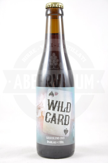 Birra Wild Card Sour Blend 2019 33cl
