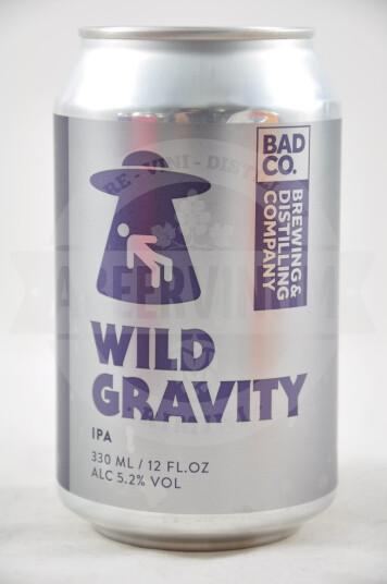 Birra Wild Gravity IPA lattina 33cl
