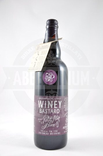 Birra Winey Bastard 2017 75 cl