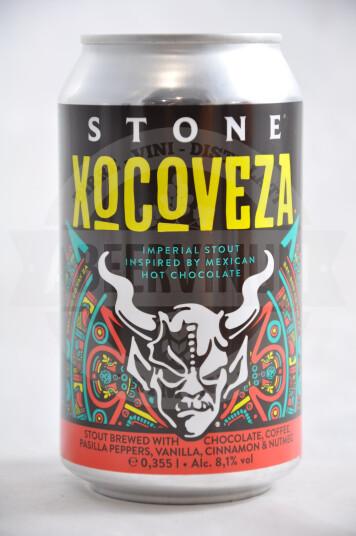 Birra Stone Xocoveza lattina 35,5 cl