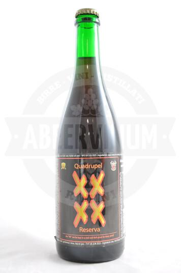 Birra De Struise XXXX Quadrupel Reserva 75cl