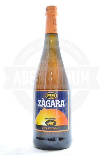 Birra Barley Zàgara 75cl