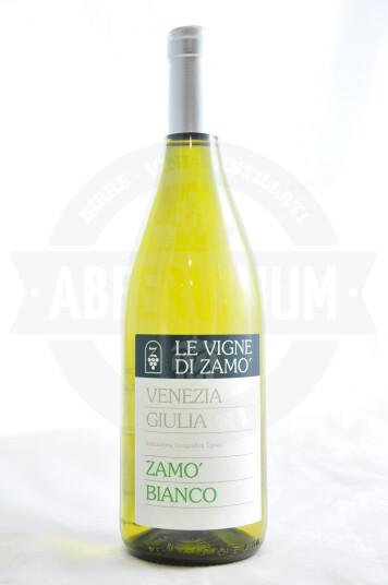 Vino Zamò Bianco Venezia Giulia IGT 2019 - Le Vigne di Zamò