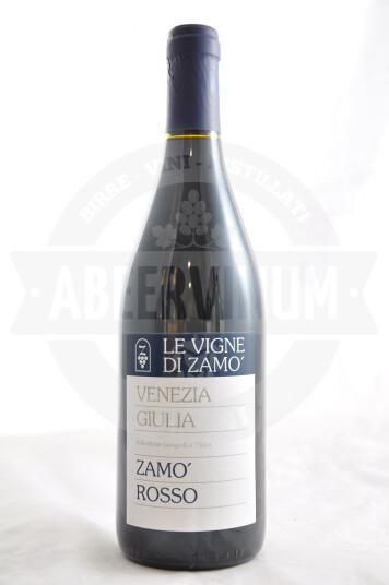 Vino Zamò Rosso Venezia Giulia IGT 2018 - Le Vigne di Zamò