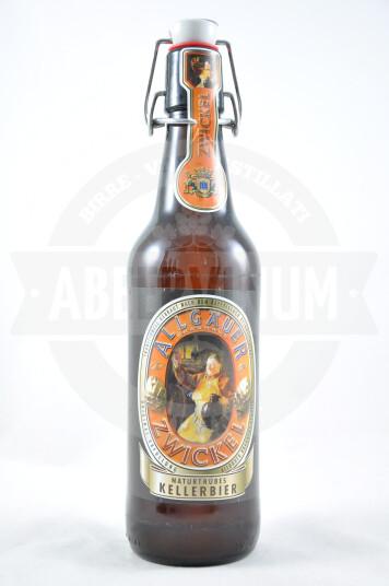 Birra Zwickel bottiglia 50cl