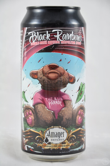 Birra Black Rainbows Lattina 44cl - Amager