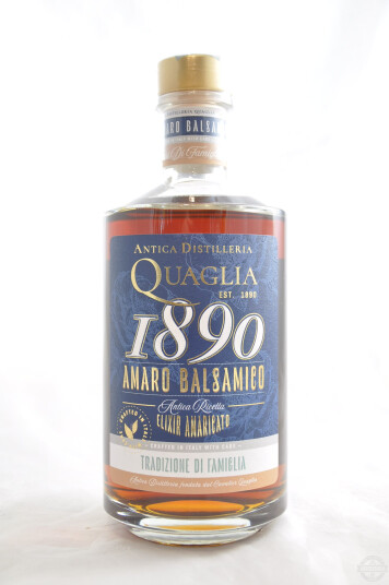 Liquore Amaro Balsamico 1890 70 cl - Antica Distilleria Quaglia