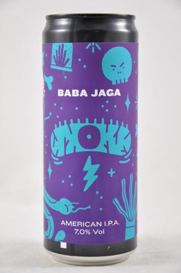 Birra Jungle Juice Baba Jaga lattina 33cl