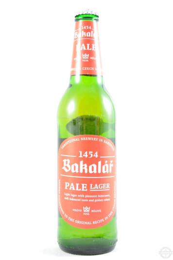 Birra Bakalar Pale Lager 50cl