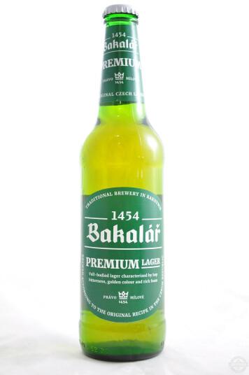Birra Bakalar Světlý Ležák 50cl