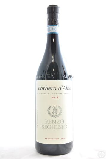 Vino Barbera d'Alba 2018 - Renzo Seghesio