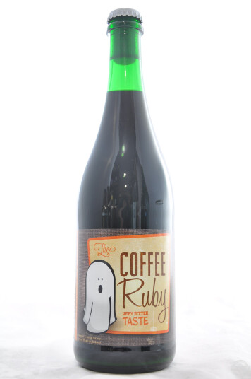 Birra Fantome Saison Coffee Ruby 75cl