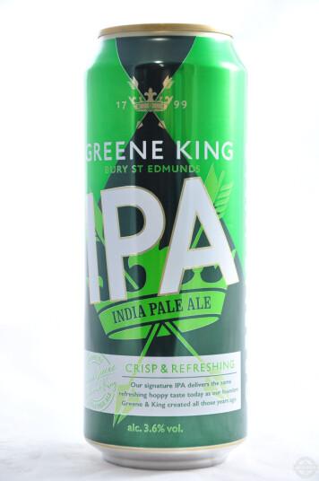 Birra Greene King IPA lattina 50cl
