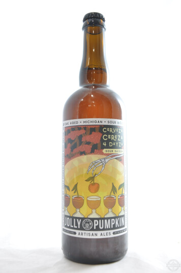 Birra Jolly Pumpkin Cerveza Cereza 4 Dayza 75cl