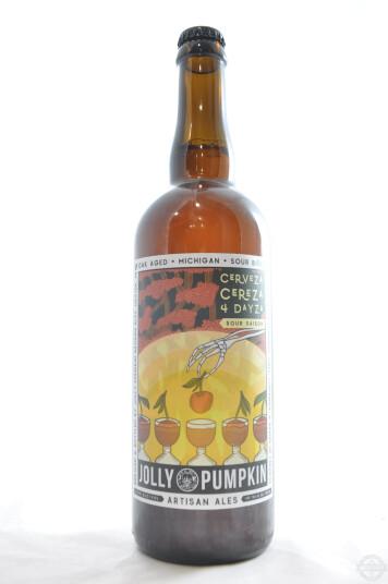 Birra Jolly Pumpkin Cerveza Cereza 4 Dayza 75cl