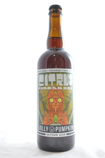Birra Jolly Pumpkin Citrus Commander 75cl