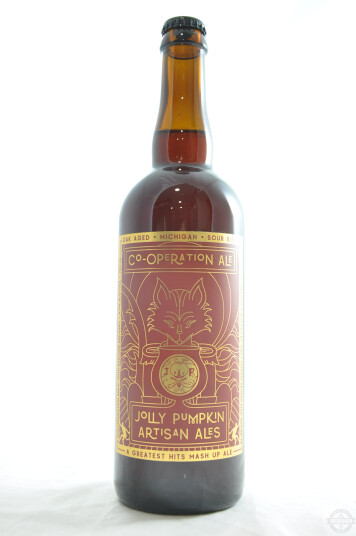Birra Jolly Pumpkin Co-Operation 75cl