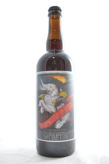 Birra Jolly Pumpkin El Monstruo Del Norte 75cl