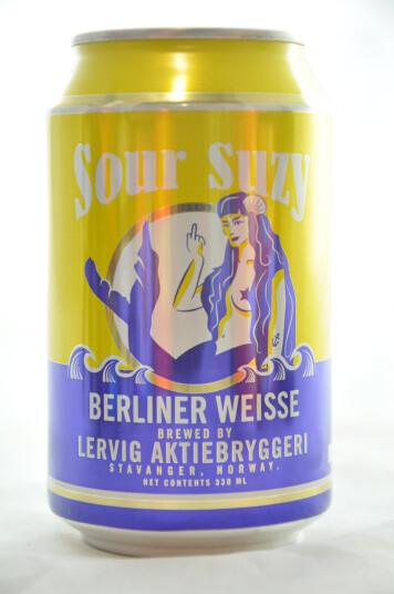 Birra Lervig Sour Suzy 33cl