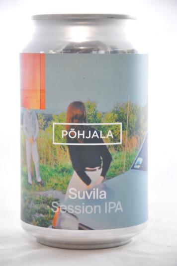Birra Pohjala Suvila lattina 33cl