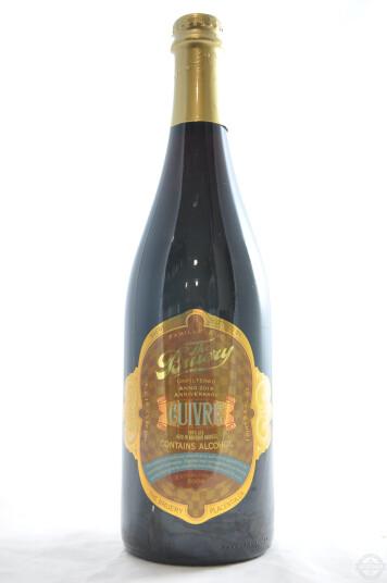 Birra The Bruery Cuivre 7th Anniversary (2015) 75cl