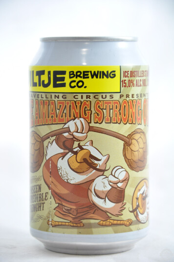 Birra Uiltje The Amazing Strong Owl lattina 33cl