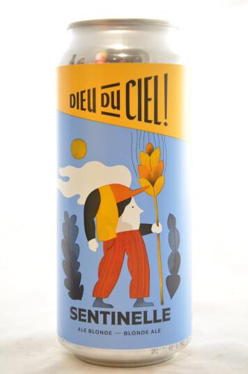 Birra Dieu du Ciel! Sentinelle lattina 47.3 cl