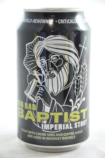 Birra Epic Brewing Big Bad Baptist lattina 35.5cl